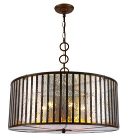 Hesperia 6-Light Drum Chandelier