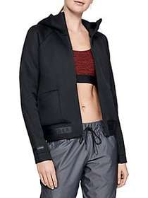 Under Armour Unstoppable Move Full-Zip Jacket BLAC