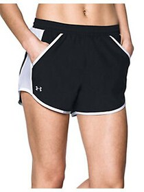 Under Armour Fly By Running Shorts BLACK