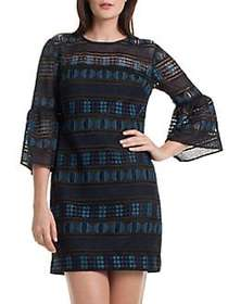 Trina Turk Dreamland Dress BLACK