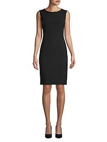 Nipon Boutique New Replen Sheath Dress BLACK