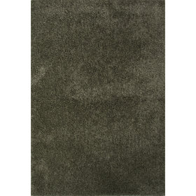 Brys Polyester Shag Forest Shade Area Rug