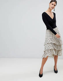Y.A.S Sachecky Layered Skirt