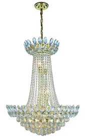 Glendora 13-Light Empire Chandelier