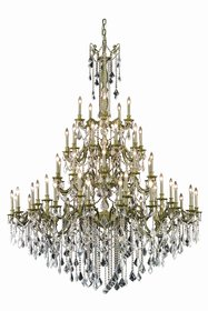 Utica 55-Light Candle Style Chandelier