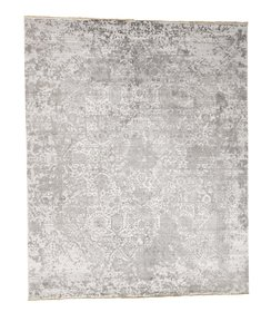 """One-of-a-Kind Pueblo Hand-Knotted 12' x 15'1"""" Wool"""