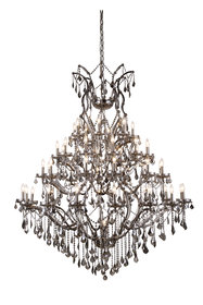 Newell 49-Light Candle Style Chandelier