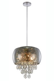 Raguel 6-Light Drum Chandelier