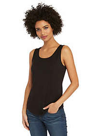 Basic Scoop Neck Tank