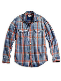 Axe Indigo 2 Pocket Shirt