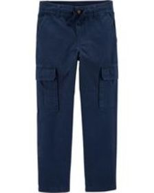 Kid BoySlim Cargo Pants