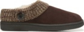 Clarks Women's Knit Collar Clog Slipper