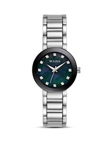 Bulova - Modern Round Watch, 26mm