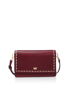 MICHAEL Michael Kors - Phone Small Leather Crossbo