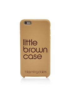 Bloomingdale's - Little Brown iPhone 7/8 & iPhone