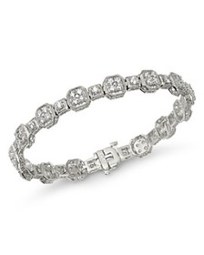 Bloomingdale's - Diamond Milgrain Bracelet in 14K