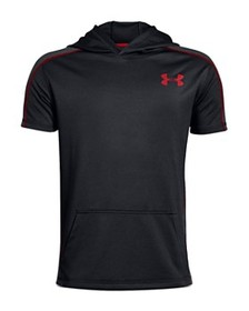 Under Armour - Boys' Mesh Performance Shirt with H