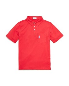 Johnnie-O - Boys' Solid Jersey Polo Shirt - Little