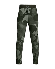 Under Armour - Boys' Rival Camouflage-Print Jogger