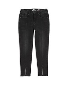 7 For All Mankind - Girls' Ankle Skinny Jeans - Li