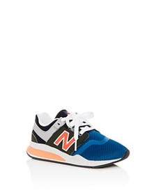 New Balance - Boys' 247 Low-Top Sneakers - Little