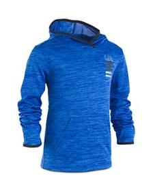Under Armour - Boys' Twist Double Vision Hoodie -