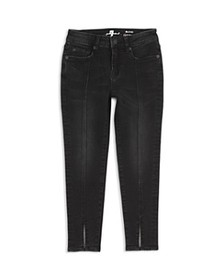 7 For All Mankind - Girls' Ankle Skinny Jeans - Bi