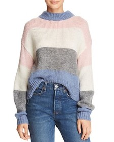 Rebecca Minkoff - Kendall Color-Block Sweater