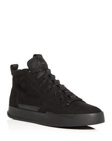 G-STAR RAW - Men's Rackham Core Suede Mid-Top Snea