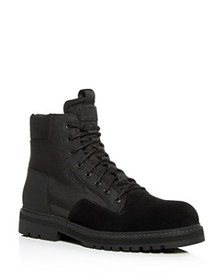 G-STAR RAW - Men's Powel Suede & Nylon Boots