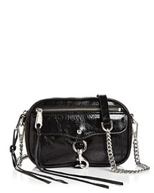 Rebecca Minkoff - Blythe Small Leather Crossbody