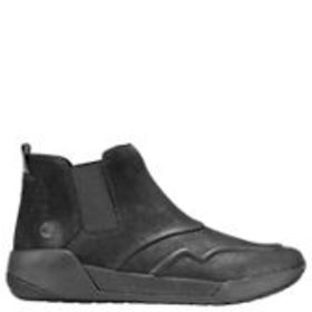 Women's Kiri Up Leather Sneaker Boots