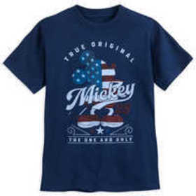 Mickey Mouse Americana T-Shirt for Kids