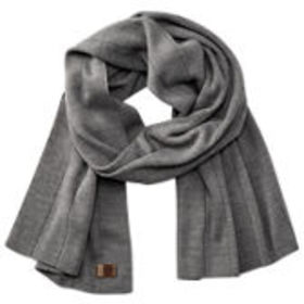 Essential Ribbed Winter Scarf