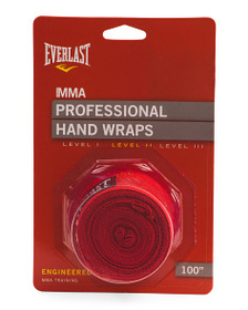 EVERLAST 100in Mma Professional Hand Wraps