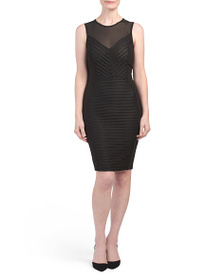 FRENCH CONNECTION Diagonal Cut Out Dress