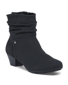 CLIFFS BY WHITE MOUNTAIN Slouch Booties