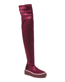 FREE PEOPLE Outer Limits Stretch Boots