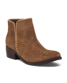 MATISSE Made In Brazil Suede Boots