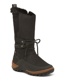 MERRELL Cold Weather Leather Boots