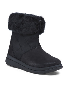 CLARKS Cold Weather Comfort Boots