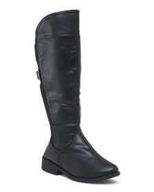 WANTED Knee High Boots