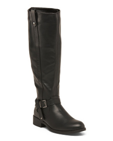 MIA High Shaft Buckle Riding Boots