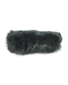 SURELL Faux Fox Headband