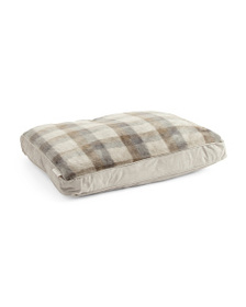 NICOLE MILLER Olympia Faux Fur Dog Bed