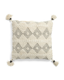 SPENCER Made In India 20x20 Ariah Pillow