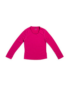 HOT CHILLYS Girls Base Layer Top