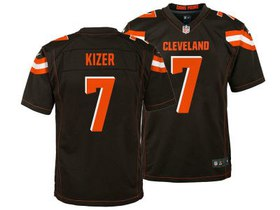 Cleveland Browns DeShone Kizer Nike NFL Youth Game
