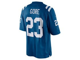 Indianapolis Colts Frank Gore Nike NFL Youth Game