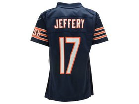 Chicago Bears Alshon Jeffery Nike NFL Youth Game J